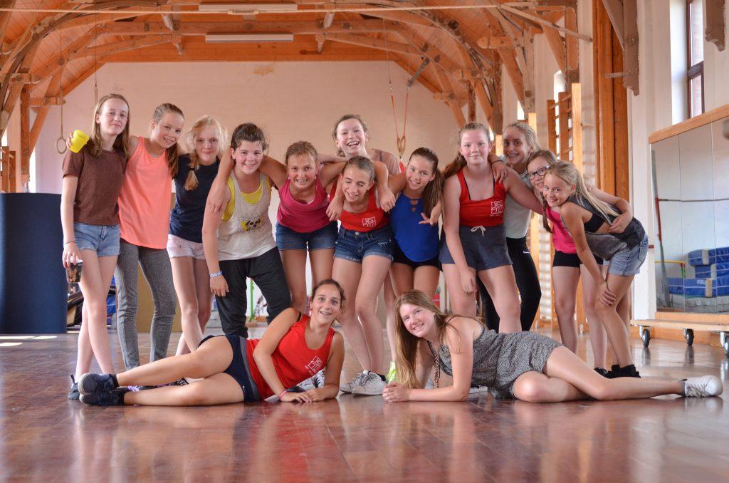 KG Danskamp groepsfoto